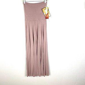 NEW Lapis maxi skirt dress convertible knit
